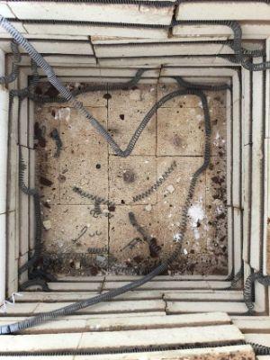 Kiln Repair Needs New Kiln Elements